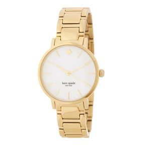 Kate Spade Gold-Tone Watch